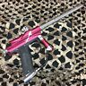 *USED* Azodin Blitz 3 Electronic Paintball Marker Gun - Red/Silver