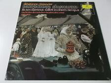 GLASUNOW - BARYSCHNJA SLUSHANKA (FAIER) - DGG VINYL LP (2530 514)