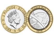 2016 UK WWI Army CERTIFIED BU £2  [Ref 269P]