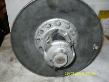 Yamaha Enticer EXCEL III secondary clutch 1978-84