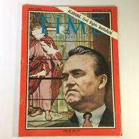 VTG Time Magazine September 27 1963 - George Wallace, Governor of Alabama