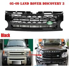 LAND ROVER DISCOVERY 3 (05-09) SPORT MESH GRILL /GRILLE/ FRAME WITH DIFF STYLES