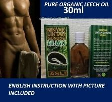 Penis Male Enlargement Oil Grow Big Thick Long Size Sexual Enhancement Leech Oil