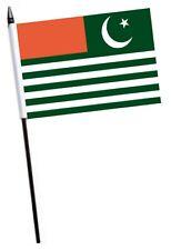 Pakistan Azad Jammu and Kashmir Small Hand Waving Flag