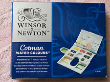 Winsor & Newton Cotman Water Color Compact Set