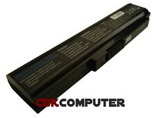 New 6 Cell Battery for Toshiba Satellite U300 Laptop PA3593U-1BRS PA3593U-1BAS