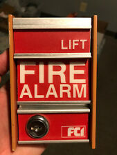 GAMEWELL FCI MS-2 Fire Alarm Manual Pull Station *GREAT CONDITION*