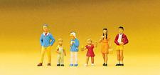 Preiser 10023 Children (Pk6) HO Gauge