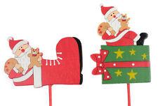 Père Noël à brancher 12 pièce Père Noël Nicolas Décoration de Noël