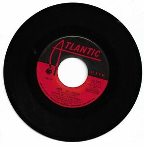 ARCHIE BELL & THE DRELLS - HERE I GO AGAIN - ATLANTIC - EX