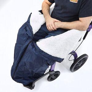 Rollstuhl Fußsack,Schlupfsack,Winterschlupfsack,Winterfußsack,Rollstuhlsack,Neu