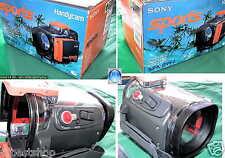 Sony spk-dvf2 caméscope sous l'eau Boîtier Microphone Handycam sports Housing pack