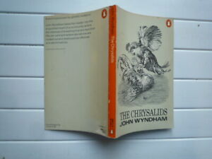 JOHN WYNDHAM THE CHRYSALIDS ED PENGUIN BOOKS 1977