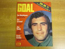July 21st 1973, GOAL, Peter Shilton, Steve Perryman, Anne Carty, Trevor Francis.