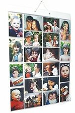 Picture Pockets PPR001 Large Size A Hanging Photo Gallery - 40 photos in 20 po