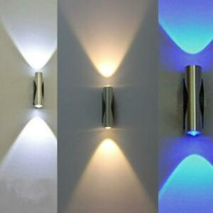 LED Wall Lamp Home Sconces Bathroom Light Porch Wall Decor Ceiling Lighting NEW