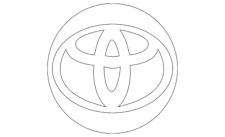 Genuine Toyota Center Cap 42603-02220