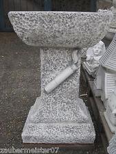 XXL Aschenbecher 86 cm 168 kg Steinguss Gemeinde Gasthaus Einkaufszentrum