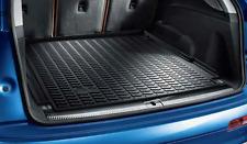 Genuine Audi Q7 Cargo Liner Plastic Boot Mat Protector New Q7 2016-Current