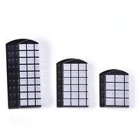 1X Earring Jewelry ShowCase Plastic Display Rack Stand Organizer Holder FT