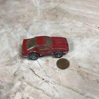 Vintage DARDA Motor CAMARO Z-28  SERIES 10 Toy car Red made in Germany Rare