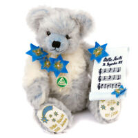 Silent Night limited edition teddy bear by Hermann Spielwaren - 22578
