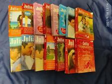 45 x verschiedene Julia (15 x 3) Liebes Romanhefte... 45 Julia dick