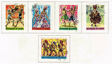 Guinee African Country Ethnic Dancers set 1967