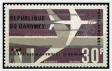 Timbre Aviation Dahomey PA46 ** lot 24963