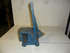 Vintage Structo Toys Steam Shovel .