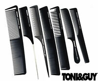 Branded Cutting Comb Hair Hairdressing & Barbers Salon Professional Black Combs
