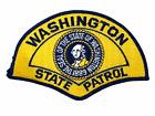 US Washington State Patrol Police Patch