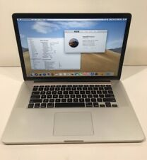 """Apple MacBook Pro 15"""" Mid 2015 i7 2.8GHZ 16GB Ram 1TB SSD * SINGLE Graphics only"""