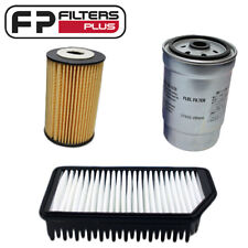 WA5299 + WCO115 + WCF129 Wesfil Filter Kit - Hyundai i30 1.6L CRD 2012 - 2017