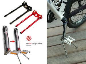 reddot Bike Adjustable Flashstand CoolStand 75g 33-39mm Black, Red