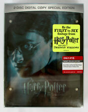 NEW Harry Potter And The Half-Blood Prince TARGET DELUXE EDITION DVD Lenticular