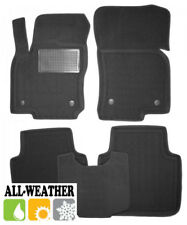 All Weather Floor Liner Velour Carmats Rubber Backing Fit Skoda Kodiaq 5p 2017-