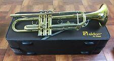 Trompeta Eldon Para Mariachi. Eldon ETP130 B-Flat Trumpet.