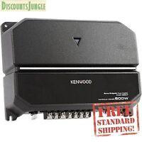 Kenwood KAC-5207 500W MAX 170W RMS Class-AB 2-Channel Car Amplifier Amp
