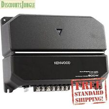 Kenwood KAC-5207 500W MAX 170W RMS Class-AB 2-Channel Car Amplifier Amp