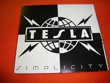TESLA digipak cd SIMPLICITY bar 7 moon dog mane free US shipping