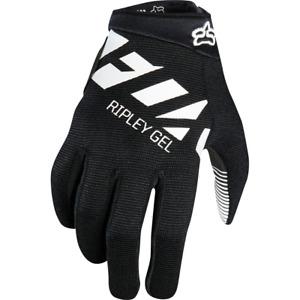 Fox Racing Women's Ripley Gel Glove Black/White