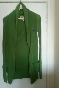 Superdry Japan women's  size small cardigan