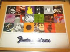 Vintage 1969 Fender Original Catalog Excellent Condition Paperwork Collectors!