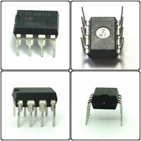 5PCS National Semiconductor LM386N-1 LM386 Low Power Audio Amplifier IC - New IC