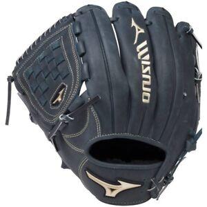 Mizuno GGE11NY 12 Inch  LHT Global Elite Pro Navy Blue Baseball Glove Lefty
