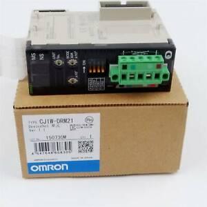 ONE Omron PLC CJ1W-DRM21 CJ1WDRM21 NEW IN BOX