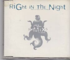 Jam&Spoon-Right In The Night  Remixes cd maxi single