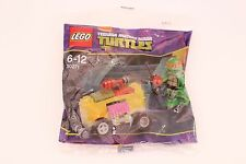 LEGO Teenage Mutant Ninja Turtles 30271 Mikey MINI SHELLRAISER Nuovo con confezione B24