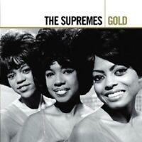 """THE SUPREMES """"GOLD"""" 2 CD NEU"""